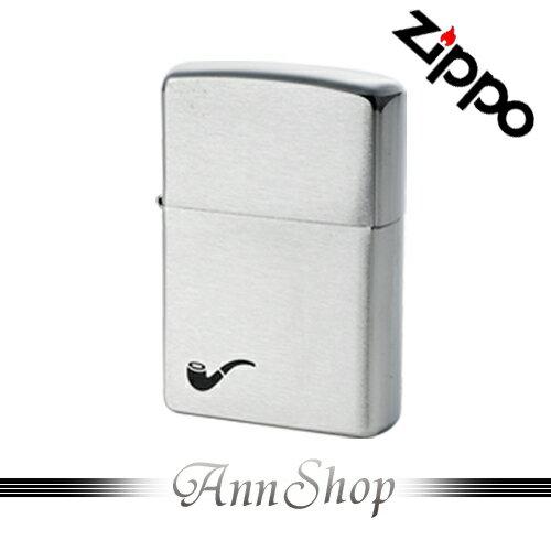 AnnShop【ZIPPO•煙斗專用霧面打火機】防水防風情人禮物200PL