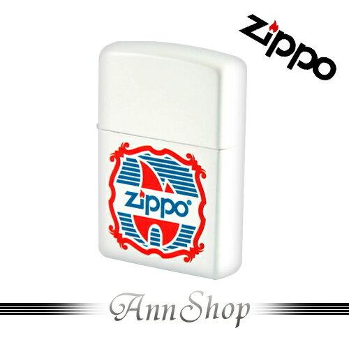AnnShop【ZIPPO‧復古的標誌打火機】全球知名防風打火機情人禮物28558