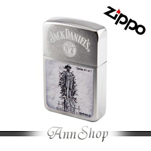 AnnShop【Zippo‧JD銅像(限量版)打火機】全球知名防風打火機?情人禮物28736