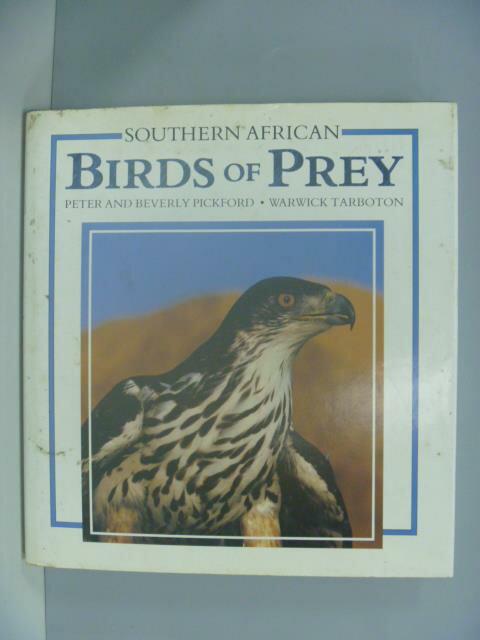 ~書寶 書T7/動植物_ZER~Southern African Birds of Pre