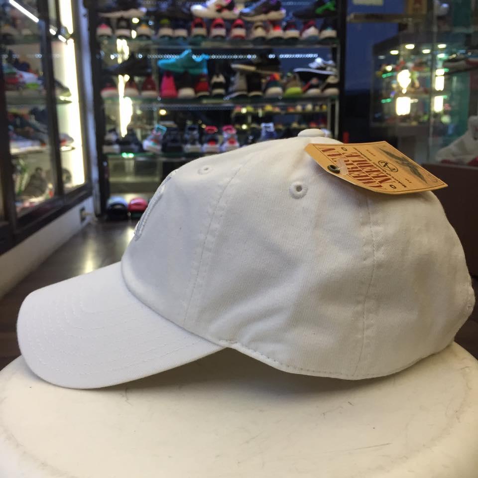 BEETLE AMERICA NEEDLE 老帽 紐約 洋基 NEW YORK TANKEES DAD 大聯盟 全白 MN-376 1