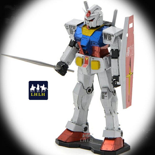 鋼彈 GUNDAM 生日禮物 金屬模型 【現貨】RX-78-2 彩色