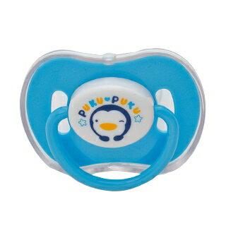 『121婦嬰用品館』PUKU 拇指型較大安撫奶嘴 - 藍 0