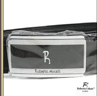 請先詢問庫存【騷包館】【Roberta Colum 】牛皮 黑標尊爵自動皮帶 RM-5512