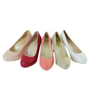 BONJOUR超好穿靜音高跟鞋(婚禮派對系列)☆鞋墊加厚1.5cm防水台穩足跟鞋C.【ZB0214】5色 1