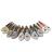 (現貨)BONJOUR小法國鐵塔☆2穿造型輕量樂福平底鞋C.【ZB0222】5色 1