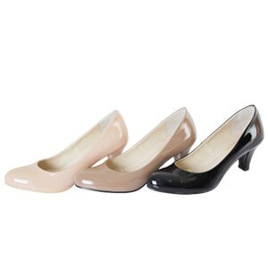BONJOUR超好穿平衡靜音6cm中跟鞋☆office Lady柔軟彈力系列C.【ZB0226】3色 1