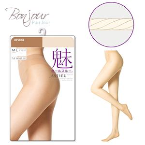 BONJOUR日本ASTIGU機能絲襪☆透明感美腿(魅)系列J.【ZE155-220】I. 0