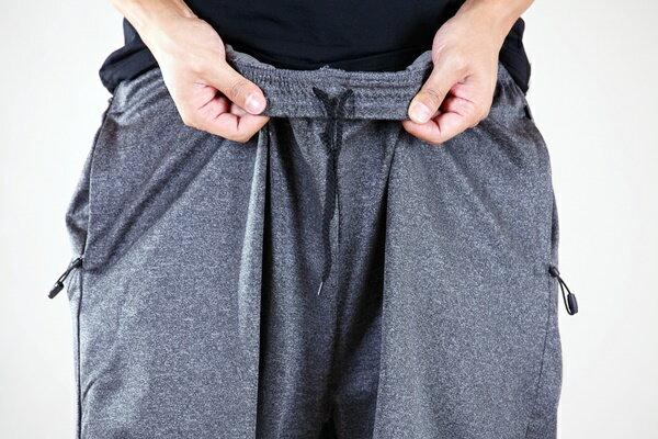 【CS衣舖 】加大尺碼 吸濕排汗 極度快乾 舒適 吸汗 機能運動短褲 伸縮腰圍 2807 4