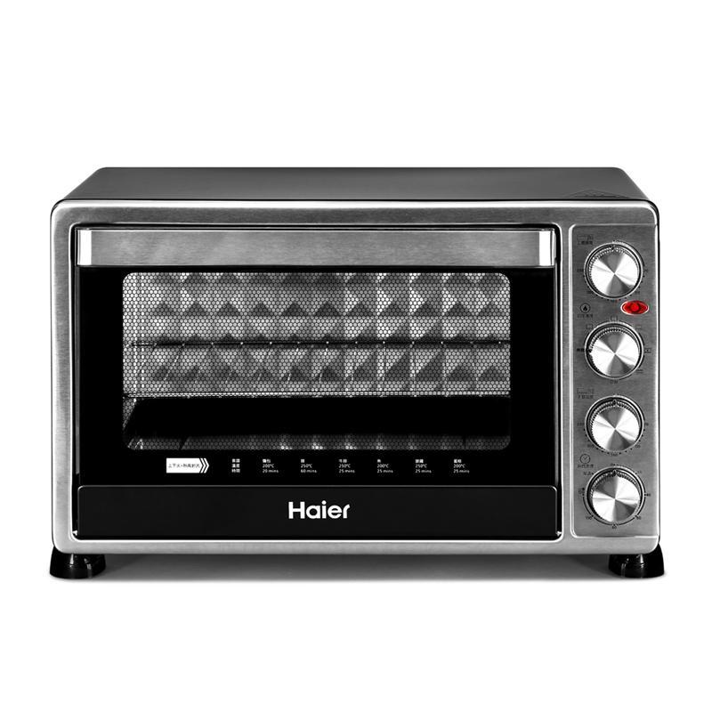 【海爾 Haier】30公升雙溫控旋風烤箱 GH-H3000 2
