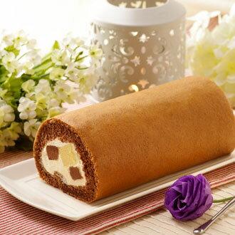 【羅撒蛋糕捲】彌月蛋糕/伴手禮推薦~「神田生巧捲」