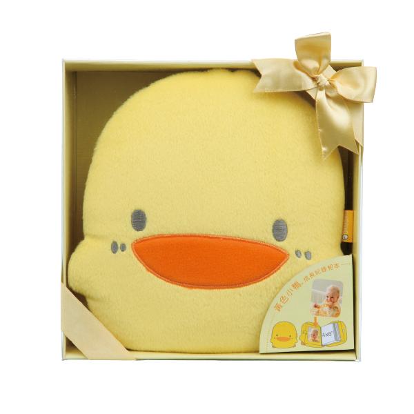 『121婦嬰用品館』黃色小鴨 成長紀錄本 2