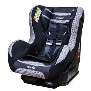 『121婦嬰用品館』NANIA 納尼亞0-4歲安全汽座-素黑色(安全座椅)FB00385