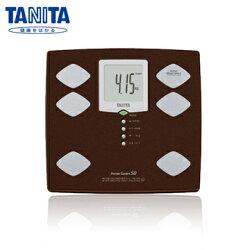 TANITA體組成計BC312棕色~日本原裝~