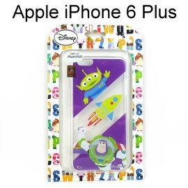 迪士尼透明軟殼 iPhone 6 Plus / 6S Plus (5.5吋) [最佳拍檔] 三眼怪&巴斯光年【Disney正版授權】
