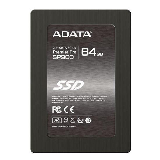 *╯新風尚潮流╭*威剛 SP900 64G 讀550寫505 SATA3 SSD固態硬碟 三年保固 ASP900S3-64GM-C