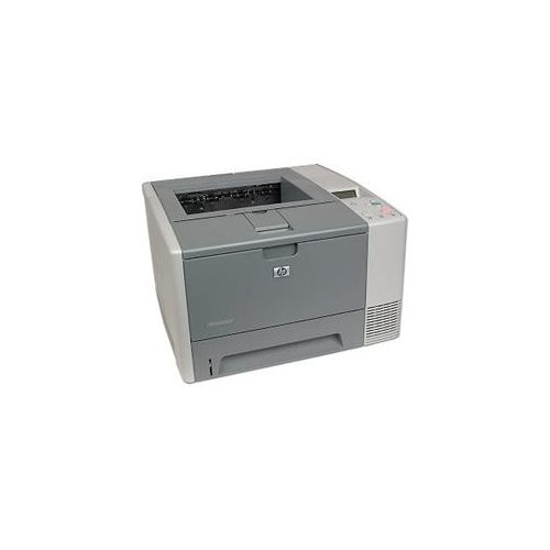 HP Laserjet 2420n Monochrome Laser Printer 0