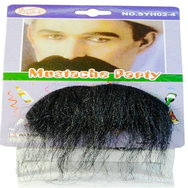 塔克玩具百貨:下巴大鬍子假鬍子小偷水手款式萬聖節派對服裝角色扮演變裝搞笑裝扮【塔克】