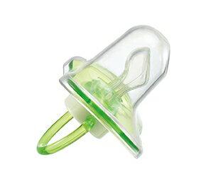 小獅王辛巴糖果拇指型安撫奶嘴-綠色(較大)-S19051