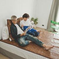 居家生活寢具推薦葉月 麻將涼蓆 雙人 5x6.2尺 碳化3D 竹蓆 翔仔居家│好窩生活節。就在翔仔居家居家生活寢具推薦