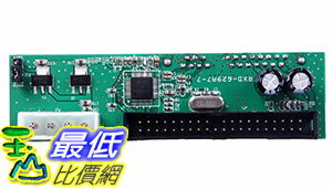 [106美國直購] HDE IDE/EIDE/PATA Computer to SATA Hard Drive Interface Adapter for PC and Mac