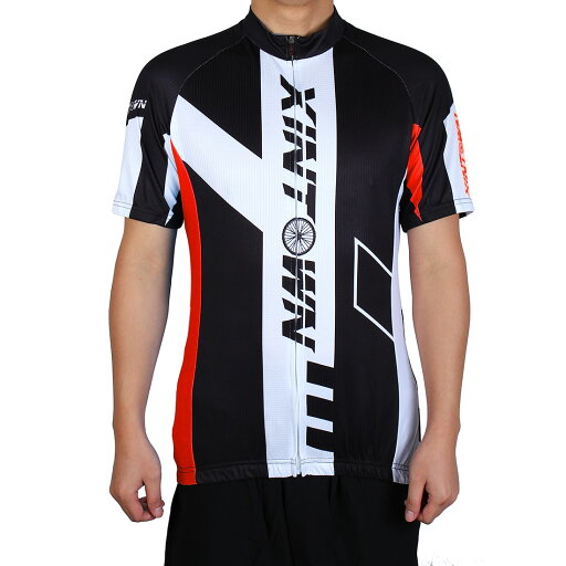 XINTOWN Authorized Adult Man Short Sleeve Clothes, Activewear Outdoor Sports Cycling T-shirt M Red ef6a0f70381e6f3e7221602b99189fae