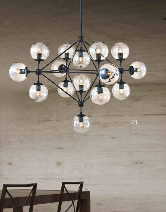 多燈泡造型吊燈 E27 * 15