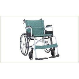 康揚karma SM-100.5 飛揚100 入門基本系列 手動鋁合金輪椅 輪椅-B款(輕量化量產型)補助 贈品三選一