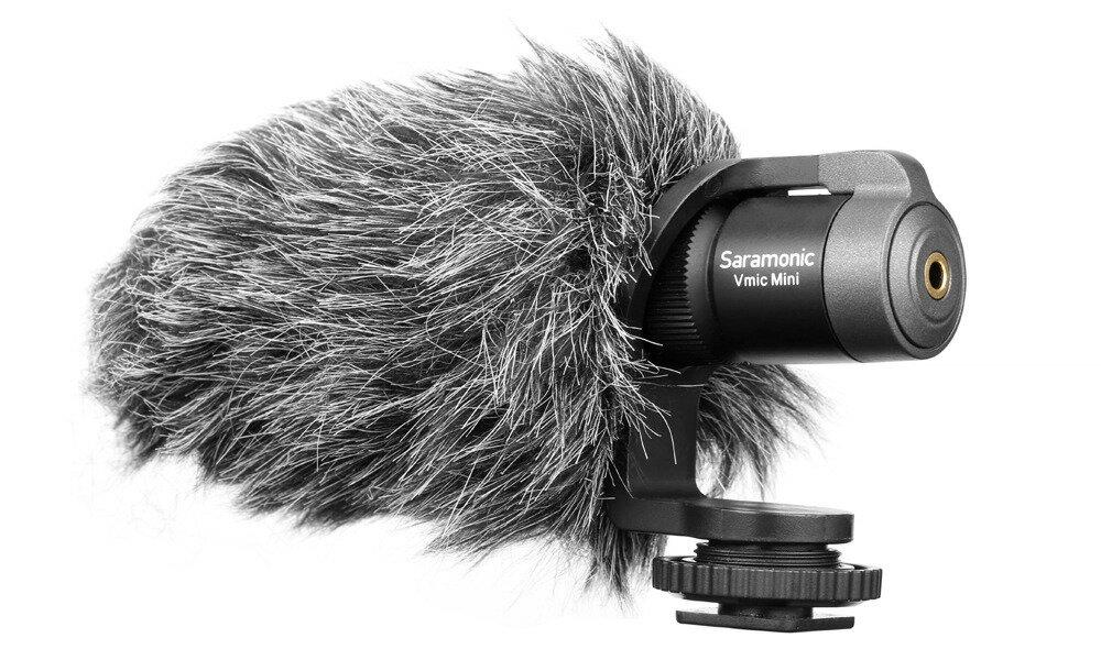 ◎相機專家◎ Saramonic 楓笛 Vmic Mini-WS 麥克風戶外防風毛套 勝興公司貨