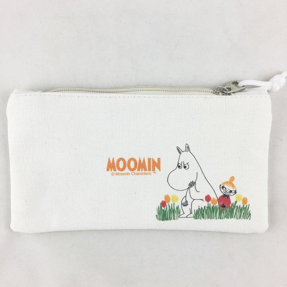 嚕嚕米正版授權-筆袋(米)