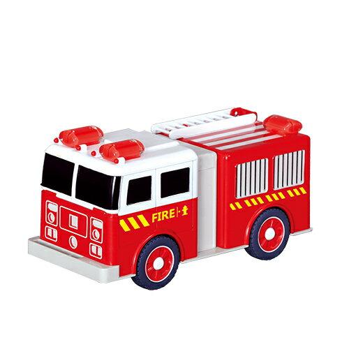 寶兒樂多功能噴霧器 (洗鼻器 吸鼻器 噴霧器) 消防車