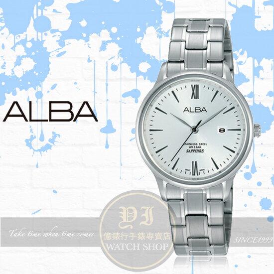 ALBA雅柏簡約時尚腕錶VJ22-X267SAH7P75X1公司貨