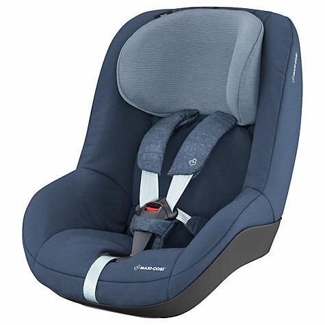 MAXI-COSI Pearl 幼兒安全座椅-藍