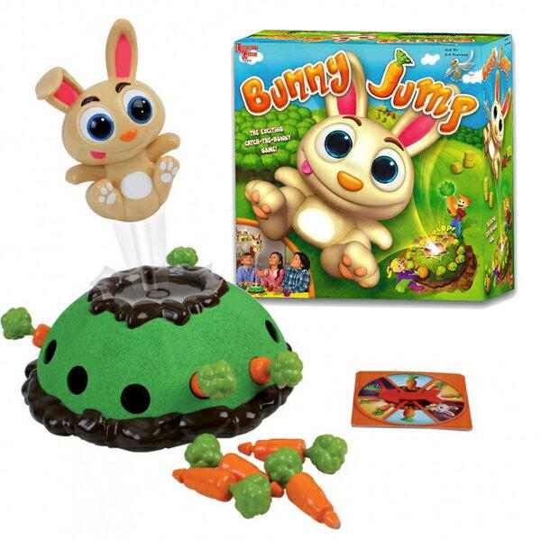 【P&P GAMES】彈跳兔兔窩派對桌遊 GO30511