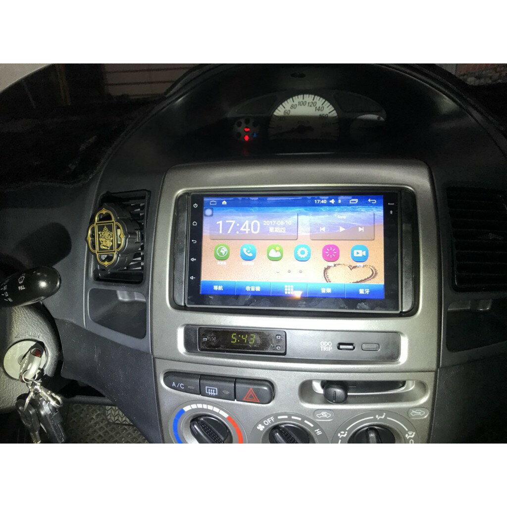 豐田TOYOTA VIOS 7吋 WIFI.網路電視.藍芽電話 安卓版螢幕主機
