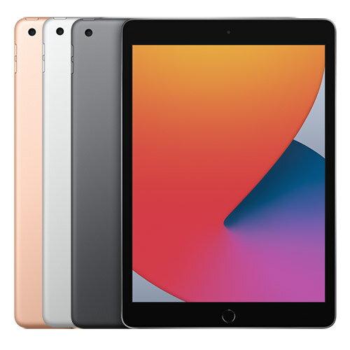 APPLE iPad 10.2吋128G WIFI平板電腦(太空灰/銀/金【2020年版現貨+預購】【愛買】