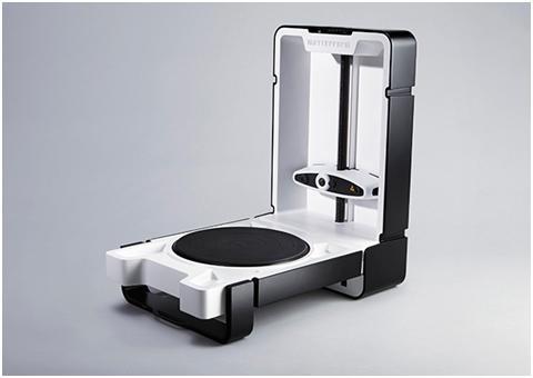 掃描儀 3D掃瞄機【桌上摺疊型3D掃描機 3D Scanner】3D掃瞄機 for 3D printer 3D列印機用3D掃描機◆電話洽詢專線:02-28958611另售3D線材PLA/ABS/PVA/PTE/HIPS