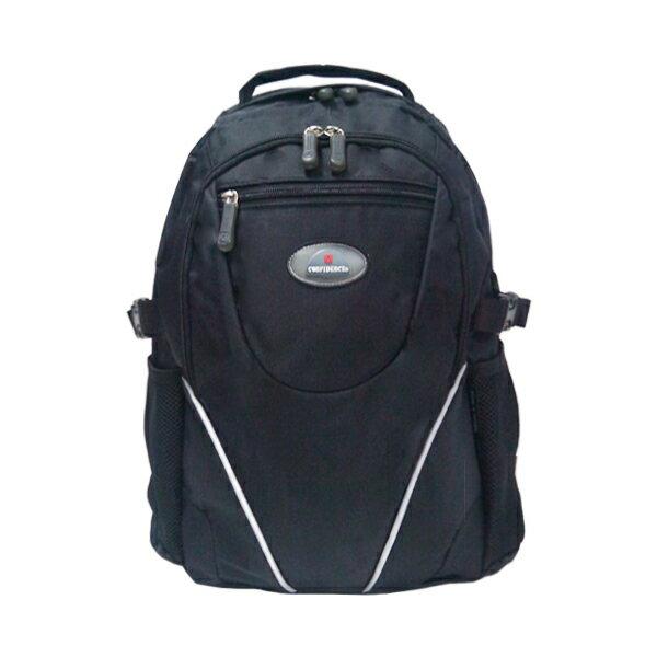 【加賀皮件】 Confidence 大容量 防潑水 可手提 後背 電腦後背包/休閒登山包 CB6271