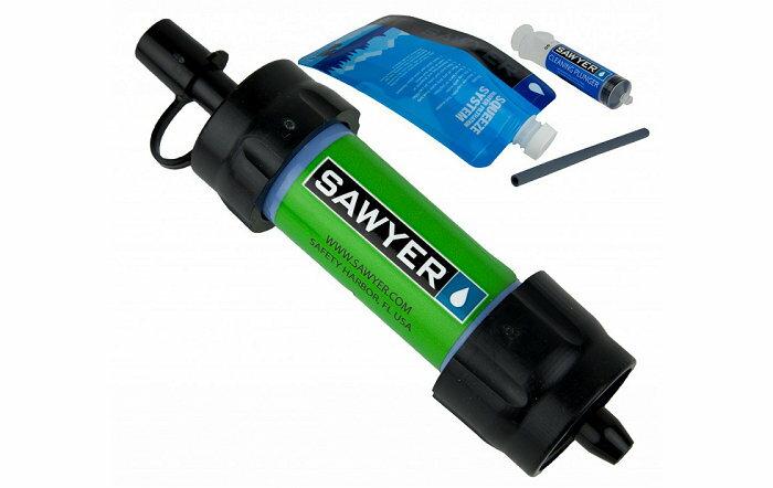 【【蘋果戶外】】Sawyer SP 美國製 Mini Water Filter極致輕量戶外用濾水器組.便攜迷你淨水器.隨身濾水器.登山健行濾水器