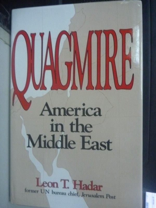 【書寶二手書T7/地理_WDV】Quagmire : America in the Middle