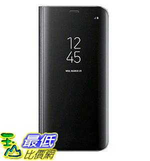 [107美國直購] 保護套 Samsung Galaxy Note 8 J5 (2017) Slim Clear Mirror case Stand Protection S-View flip Co..
