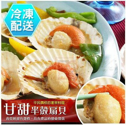 甘甜半殼扇貝 海鮮烤肉 [CO00353] 千御國際 - 限時優惠好康折扣
