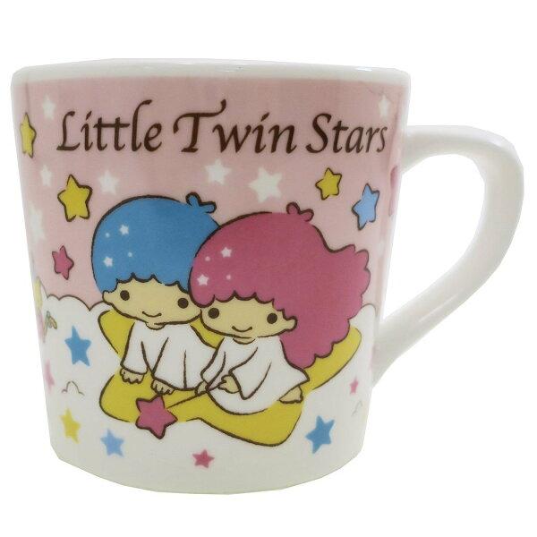 X射線【C443580】雙子星KIKILALA馬克杯-粉彩虹,水杯馬克杯杯瓶茶具玻璃杯不鏽鋼杯
