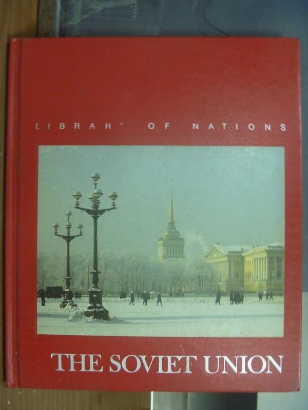 ~書寶 書T6/地理_PDP~The Soviet Union