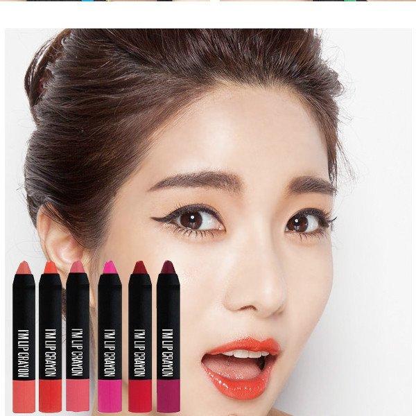 韓國MEMEBOX唇彩蠟筆6款可選【櫻桃飾品】【20708】