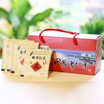 典藏紅玉.台茶18 【 茶包禮盒 】︱台灣茶葉︱茶包*30入︱紅茶