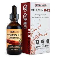 Deals on Vitamin B12 Sublingual Liquid Drops Methylcobalamin