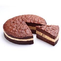 比利時巧克力的浪漫滋味 焦糖(72%巧克力蛋糕) 8吋/單盒【艾立精緻蛋糕】
