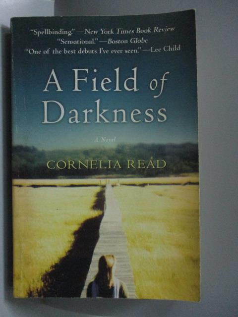 ~書寶 書T7/原文小說_OGK~A Field of Darkness_Cornelia