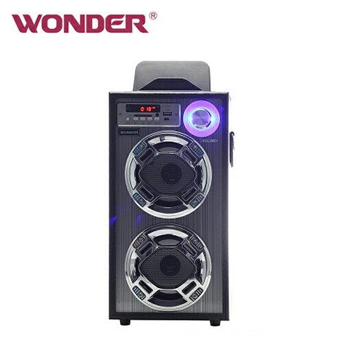 WONDER 旺德 卡拉OK歡樂唱隨身音響 WS-P001【三井3C】